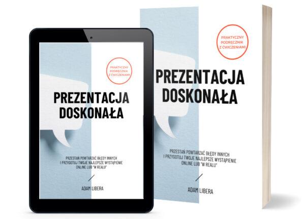 Prezentacja doskonała zestaw ebook+książka